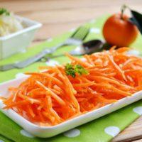 Морковь по-корейски (Корейская морковка)